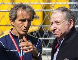 "Bernie Ecclestone: ""Si tengo que elegir al mejor piloto me quedo con Alain Prost"""