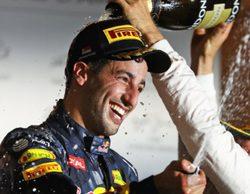 """Daniel Ricciardo roza la victoria: """"Lo hemos dado todo y casi conseguimos ganar"""""""