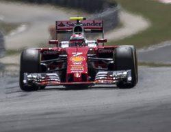 """Kimi Räikkönen: """"No ha sido un día fácil; no me he sentido bien en el coche"""""""