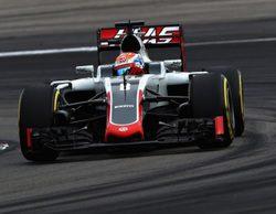 "Romain Grosjean: ""Intentamos algo diferente en Q2, pero no ha funcionado"""