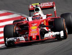 """Kimi Räikkönen: """"La cuarta plaza no es el resultado que queríamos"""""""