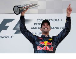Daniel Ricciardo se muestra optimista para conseguir su 2ª victoria consecutiva