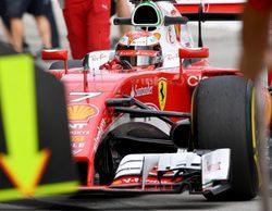 """Kimi Räikkönen: """"Mi sensación con el coche no ha sido muy buena"""""""