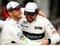 """Jenson Button: """"Me encantaría que lloviera; podríamos conseguir un mejor resultado"""""""