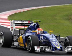 """Felipe Nasr: """"Ha sido un día productivo aquí en Suzuka"""""""
