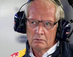 "Helmut Marko: ""Verstappen ya es capaz de mantener a raya a un tricampeón mundial"""