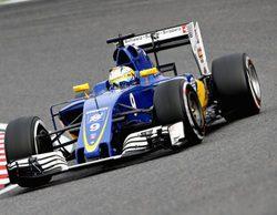 Marcus Ericsson se sorprendió con la decisión de montar motores 2016