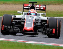 """Romain Grosjean sobre los frenos: """"El problema está en los materiales"""""""