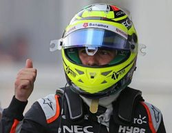 """Sergio Pérez, sobre el GP de EE.UU.: """"Esperamos conseguir muchos puntos"""""""