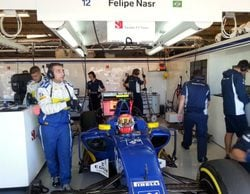 """Felipe Nasr acaba el día cerca del 'top ten': """"Es un muy buen comienzo de fin de semana"""""""