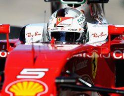 """Sebastian Vettel: """"No estoy totalmente contento con el equilibrio del coche"""""""