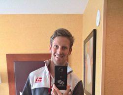"""Romain Grosjean: """"Hemos sufrido problemas técnicos con el coche"""""""