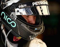 """Nico Rosberg: """"El coche se ha comportado de forma diferente entre las dos sesiones"""""""