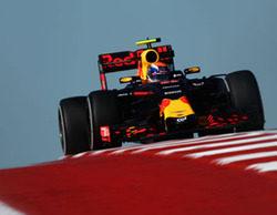 Max Verstappen firma el mejor tiempo del fin de semana para liderar la FP3 del GP de EE.UU. 2016