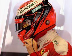"Kimi Räikkönen: ""No podemos estar contentos; será una carrera larga"""