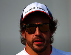 """Fernando Alonso acaba 5º en Austin: """"Estamos contentos por la carrera"""""""
