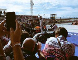 Lewis Hamilton gana el GP de Estados Unidos 2016 y se mantiene vivo en el Mundial
