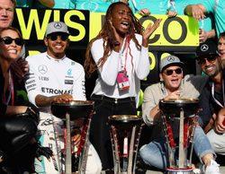 """Lewis Hamilton suma 50 victorias en F1: """"Esta carrera siempre me ha ido muy bien"""""""