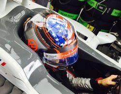 """Romain Grosjean: """"Está bien sumar puntos delante de la afición de casa"""""""