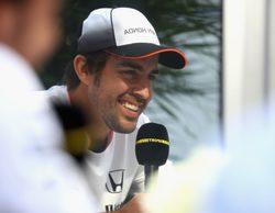 """Fernando Alonso: """"El resultado es una buena motivación, estoy contento"""""""