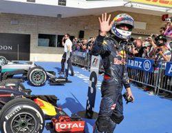 """Daniel Ricciardo suma un nuevo podio: """"Buen resultado para seguir delante de Ferrari"""""""