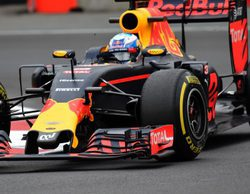 """Daniel Ricciardo: """"El compuesto superblando no dura, todos han tenido problemas"""""""