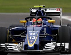 """Felipe Nasr: """"Parece que tenemos un ritmo decente con los neumáticos medios"""""""