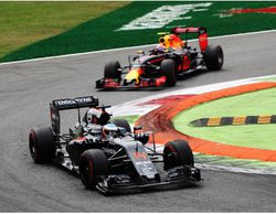 McLaren y Red Bull podrían cambiar de suministrador de combustible