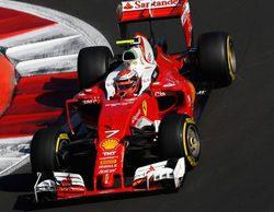 """Kimi Räikkönen clasifica 6º: """"No teníamos velocidad en recta"""""""