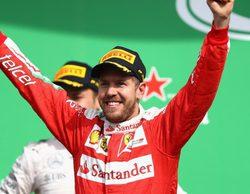 """Sebastian Vettel: """"Lo hemos hecho todo bien y hemos tenido ritmo"""""""