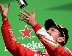 Sebastian Vettel pierde el podio: 10 segundos de sanción y dos puntos del carnet