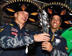 """Daniel Ricciardo recupera el podio: """"Estaba adelantando y me dejó sin sitio"""""""
