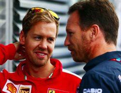 """Christian Horner, sobre las palabras de Vettel por radio: """"Con nosotros no era así"""""""
