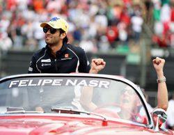 """Felipe Nasr espera continuar en F1: """"Ojalá pronto sepamos dónde estaré en 2017"""""""