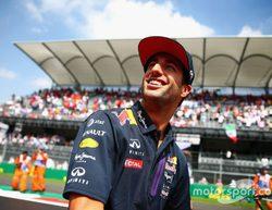 """Daniel Ricciardo: """"La de Brasil es una de las mejores carreras gracias al ambiente que hay"""""""