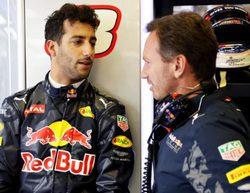 Ricciardo y Horner coinciden y ambos quieren escapatorias con grava