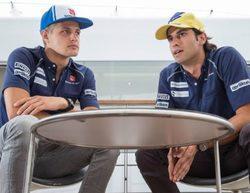 Marcus Ericsson y Felipe Nasr coinciden en que en Brasil pueden sumar puntos