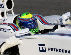"Felipe Massa: ""Alonso siempre me trató bien, nunca tuvimos problemas"""