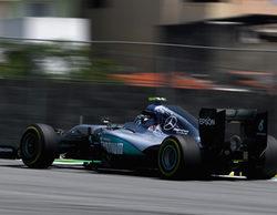 Nico Rosberg reacciona y se impone a Lewis Hamilton en los libres 3 del GP de Brasil 2016