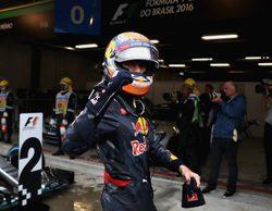 """Gerhard Berger: """"Cuando veo cómo corre Max Verstappen, Senna me viene a la mente"""""""