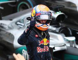 """Max Verstappen, tras los elogios recibidos: """"Hay que mantener la calma"""""""