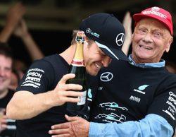 """Niki Lauda sobre las órdenes de equipo en Mercedes: """"Son libres para correr"""""""