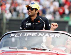 """Felipe Nasr, positivo de cara a Abu Dhabi: """"Lucharemos por la décima posición"""""""