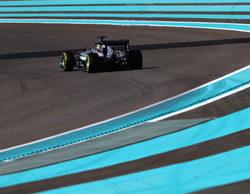 Lewis Hamilton lidera la primera sesión de libres del GP de Abu Dabi 2016