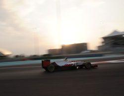 """Romain Grosjean, con muchos problemas en los Libres: """"No ha sido el viernes más fácil"""""""