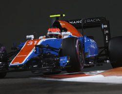 """Esteban Ocon, disfrutando: """"Este circuito se adapta a mi forma de conducción"""""""
