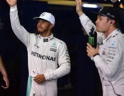 Lewis Hamilton vence el pulso y se lleva la última pole del año en el GP de Abu Dabi 2016