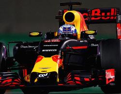 """Daniel Ricciardo: """"Estoy contento de haber logrado el tercer lugar"""""""