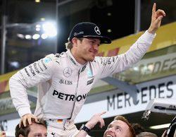 Nico Rosberg se proclama Campeón del Mundo de Fórmula 1 en Abu Dabi