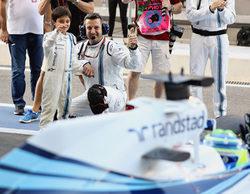 """Felipe Massa: """"Gracias a los aficionados y a Williams"""""""